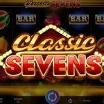 Classic Sevens - Online Slot Logo
