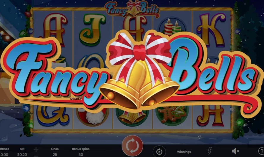 50 Free Spins – Fancy Bells