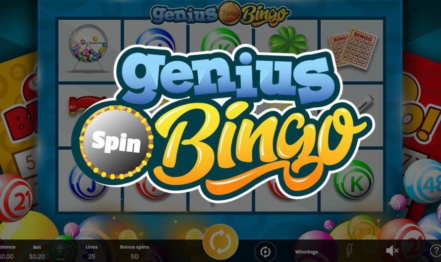 50 Free Spins – Genius Bingo