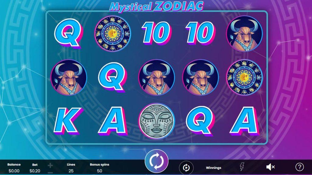 Mystical Zodiac - Online Slot