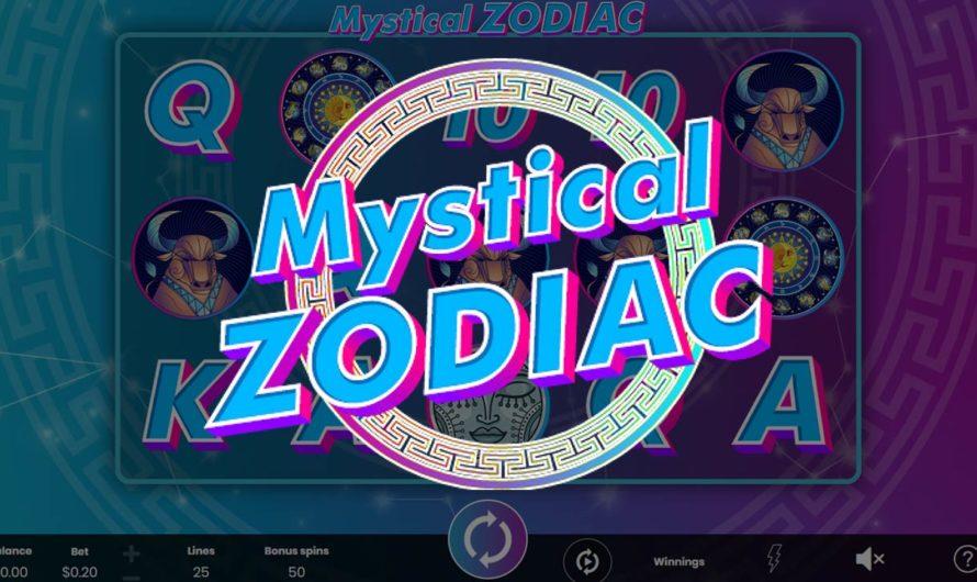100 Free Spins – Mystical Zodiac