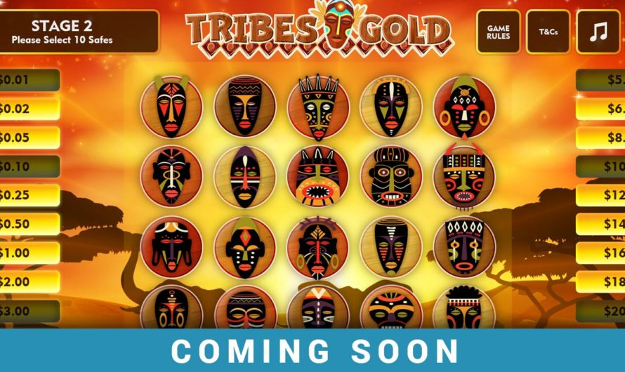 Bonus Game – Tribe's Gold