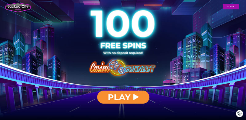 100 Free Spins – Casino Connect