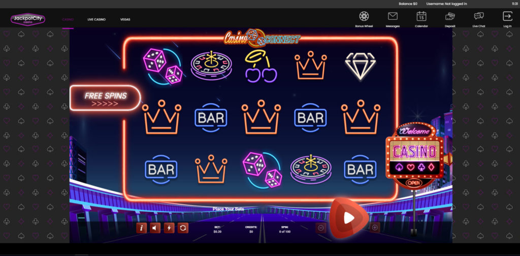 Playgrand Casino 50 Free Spins