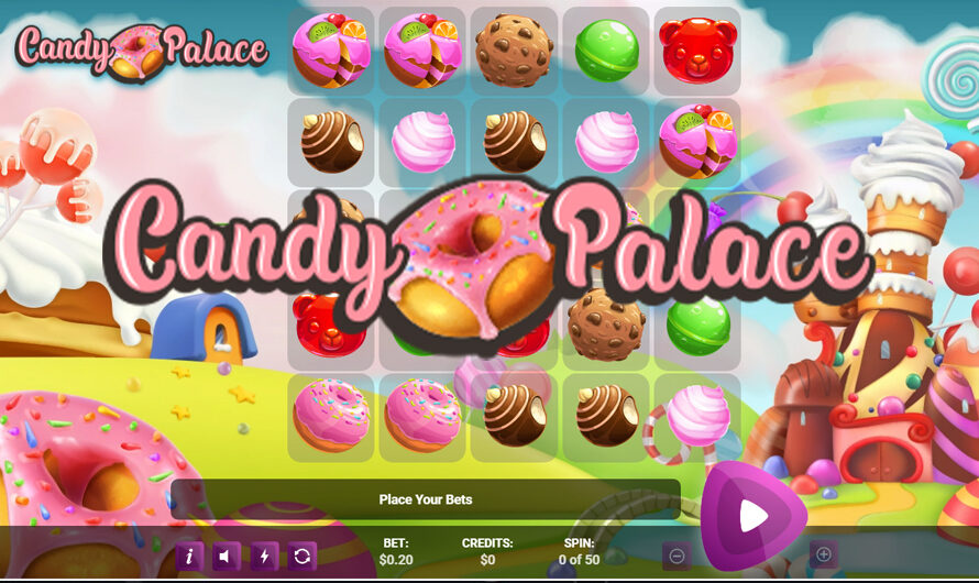 50 Free Spins – Candy Palace