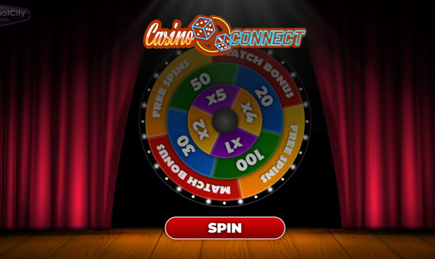 Multi Win Wheel – Casino Connect