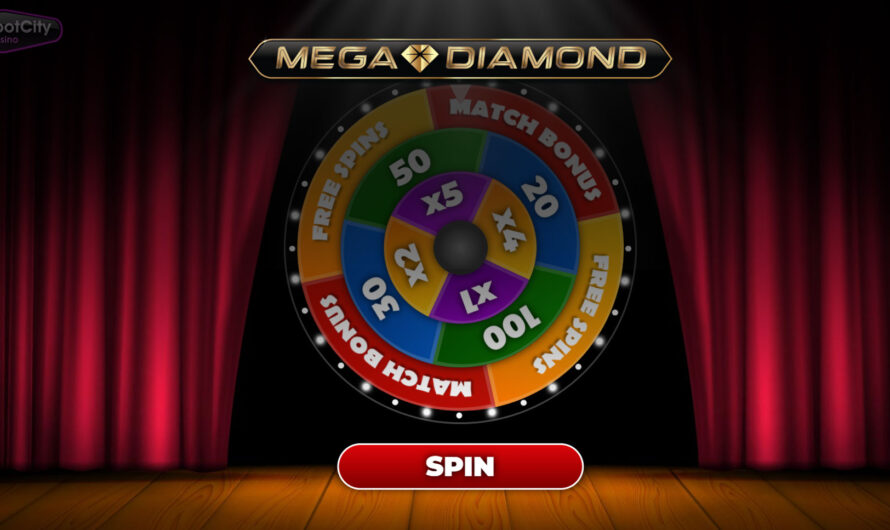 Multi Win Wheel – Mega Diamond
